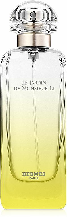 Hermes Le Jardin de Monsieur Li - Apă de toaletă — Imagine N1