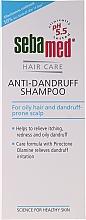 Parfumuri și produse cosmetice Șampon împotriva mătreții - Sebamed Anti Dandruff Shampoo