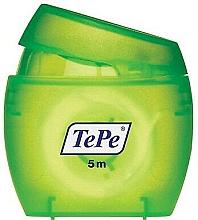 Parfumuri și produse cosmetice Ață dentară, 5 m - TePe Dental Tape Waxed Mint