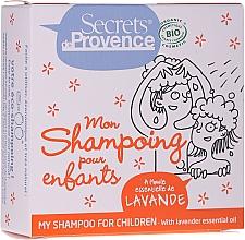 Parfumuri și produse cosmetice Șampon solid pentru copii - Secrets De Provence My Children Shampoo Lavender Essential Oil