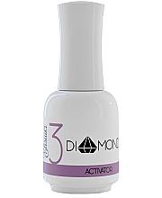 Parfumuri și produse cosmetice Aplicator pentru unghii - Elisium Diamond Liquid 3 Activator