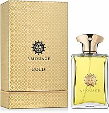 Amouage Gold Pour Homme - Apă de parfum — Imagine N2
