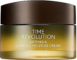 Parfumuri și produse cosmetice Cremă calmantă de față - Missha Time Revolution Artemisia Calming Moisture Cream