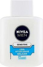 Loțiune de ras - Nivea for Men After Shave Balsam Cool Sensitive — Imagine N2