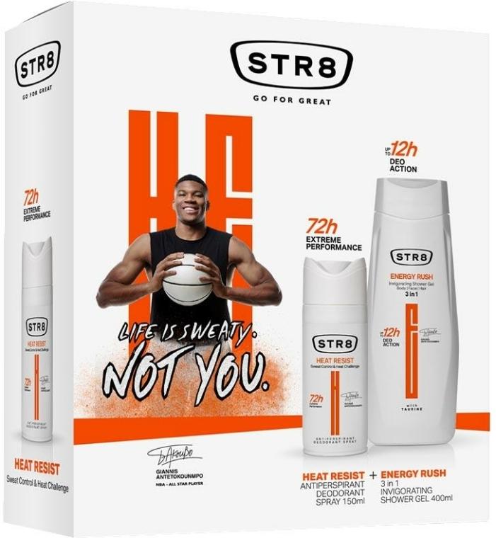 Set - STR8 (deo/spray/150ml + sh/gel/400ml) — Imagine N1