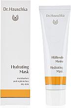 Parfumuri și produse cosmetice Cremă hidratantă de faţă - Dr. Hauschka Hydrating Mask
