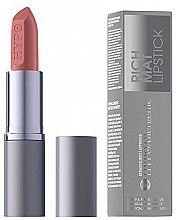 Parfumuri și produse cosmetice Ruj mat de buze - Bell HypoAllergenic Rich Mat Lipstick