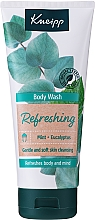 Parfumuri și produse cosmetice Gel de duș - Kneipp Mint and Eucalyptus Body Wash