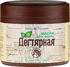 """Parfumuri și produse cosmetice Mască de păr """"Tar"""" - Cosmetică Nevskaya"""