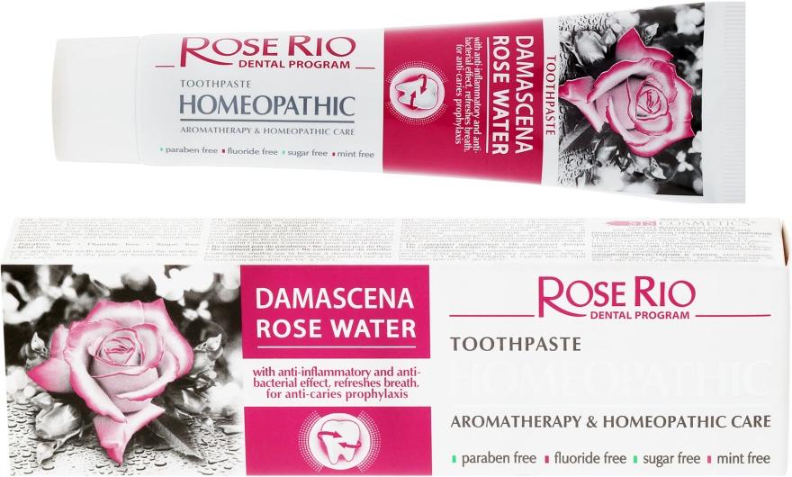 Pastă de dinți - Rose Rio Toothpast