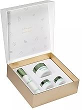 Parfumuri și produse cosmetice Set - Valmont V-Shape Firming Symphony Set (f/cr/50ml + eye/balm/5ml + f/conc/30ml + neck/cr/15ml)