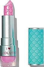 Ruj de buze - I Heart Revolution Mystical Mermaids Lipstick — Imagine N2