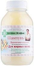 Parfumuri și produse cosmetice Șampon pentru păr gras - Retzepty Babushki Agafia
