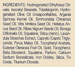 Ulei de față - Herla Gold Supreme 24K Gold Face Dry Oil — Imagine N4