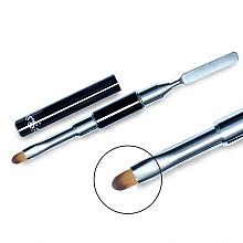 Parfumuri și produse cosmetice Pensulă pentru manichiură, Nr.12 - Elisium