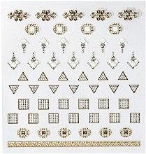 Parfumuri și produse cosmetice Abțibilduri pentru unghii - Peggy Sage DecorativeNail Stickers Jewels (1bucată)