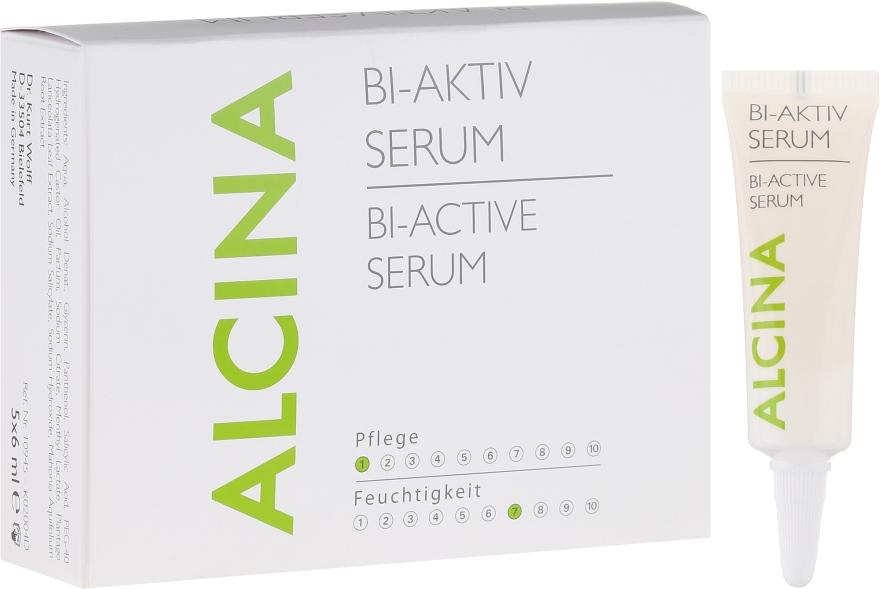 Ser bio-activ pentru scalp - Alcina Hair Care Bi Aktiv Serum — Imagine N1