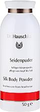 Parfumuri și produse cosmetice Pudră de corp - Dr. Hauschka Silk Body Powder