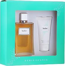Parfumuri și produse cosmetice Reminiscence Ambre - Set (edt/100ml + b/lot/75ml)