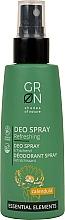 Parfumuri și produse cosmetice Deodorant - GRN Deo Spray Calendula