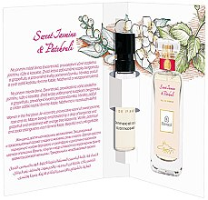 Parfumuri și produse cosmetice Dermacol Sweet Jasmine And Patchouli - Apă de parfum (mostră)