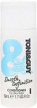 Parfumuri și produse cosmetice Balsam pentru păr uscat - Toni & Guy Smooth Definition Conditioner for Dry Hair