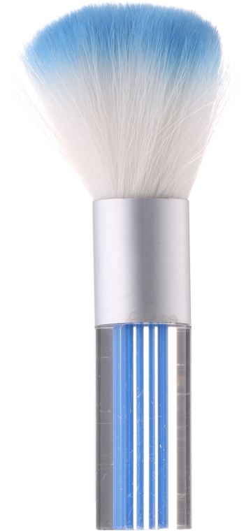 Pensulă pentru machiaj, albastră, 35920 - Top Choice — Imagine N1