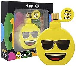 Parfumuri și produse cosmetice Emoji Yolo Babe - Apă de parfum