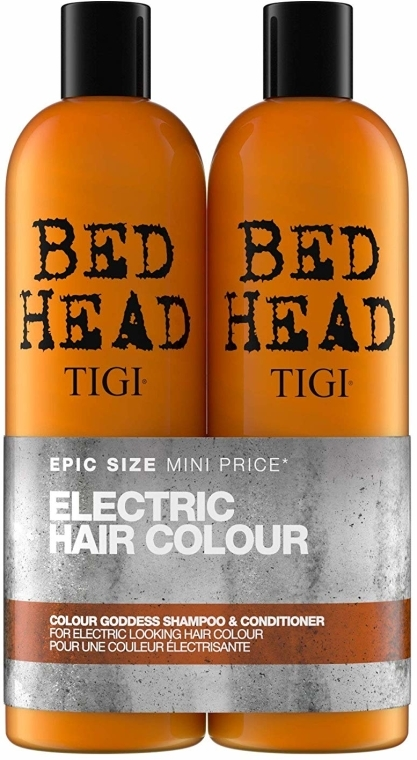 Set - Tigi Bed Head Colour Goddess (sh/750ml + cond/750ml)