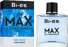 Parfumuri și produse cosmetice Bi-Es Max - Loțiune după ras