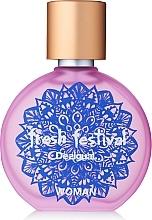 Parfumuri și produse cosmetice Desigual Fresh Festival - Apă de toaletă