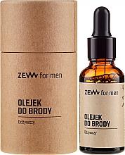 Parfumuri și produse cosmetice Ulei pentru barbă - Zew For Men Nourishing Beard Oil