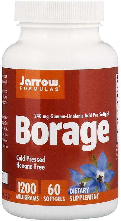 Suplimente nutritive - Jarrow Formulas Borage GLA-240
