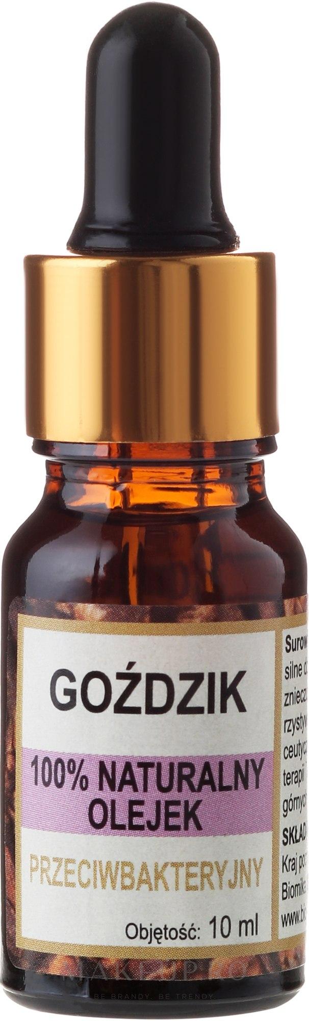 """Ulei de """"Cuișoare"""" - Biomika Carnation Oil — Imagine 10 ml"""