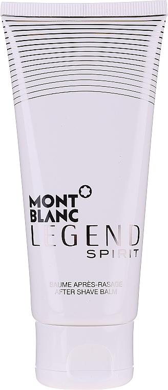 Montblanc Legend Spirit - Set (edt/100ml + ash/balm/100ml + sh/gel/100ml) — Imagine N2