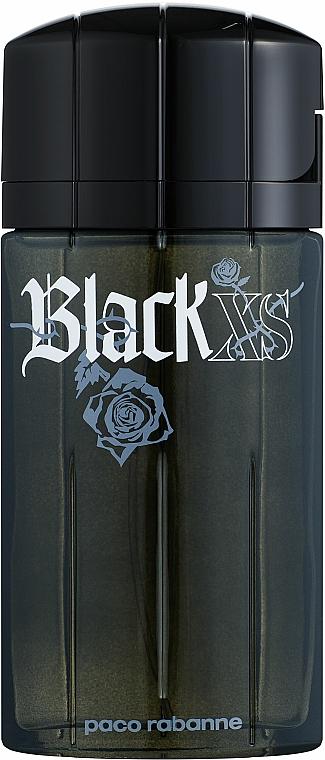 Paco Rabanne Black XS - Apă de toaletă — Imagine N1