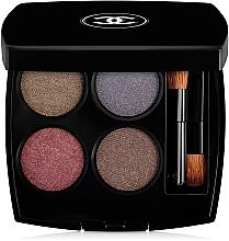 Parfumuri și produse cosmetice Fard de pleoape - Chanel Les 4 Ombres Multi-Effect Quadra Eyeshadow