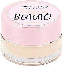 Parfumuri și produse cosmetice Concealer pentru față - Vivienne Sabo Bounjour Beaute