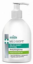 Parfumuri și produse cosmetice Gel pentru igienă intimă - Anida Medisoft