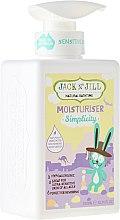 Parfumuri și produse cosmetice Lăptișor de corp pentru copii - Jack N' Jill Moisturiser Simplicity