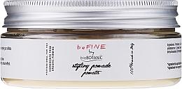 Parfumuri și produse cosmetice Pomadă pentru păr - BioBotanic BeFine Styling Pomade