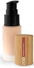 Parfumuri și produse cosmetice Fond de ten - Zao Soie de Teint Silk Foundation