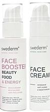 Parfumuri și produse cosmetice Set - Swederm (f/booster/100ml + f/cr/50ml)