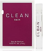 Parfumuri și produse cosmetice Clean Skin - Apă de parfum (mostră)