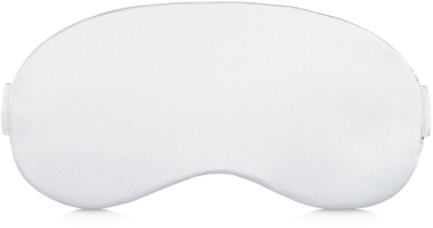 """Mască pentru somn """"Soft Touch"""", albă - MakeUp — Imagine N3"""