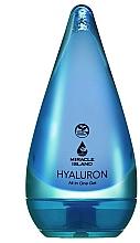 Parfumuri și produse cosmetice Gel cu acid hialuronic pentru față și corp - Miracle Island