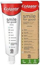 Parfumuri și produse cosmetice Pastă cu efect de albire pentru dinți - Colgate Smile For Good Whitening Toothpaste