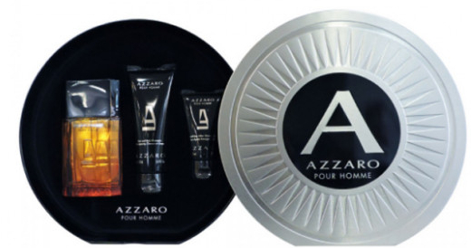 Azzaro Pour Homme - Set (edt/100ml + shamp/100ml + ash/balm/50ml) — Imagine N1