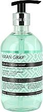 Parfumuri și produse cosmetice Săpun pentru mâini - Vivian Gray Luxury Cream Soap Grapefruit & Green Lemon