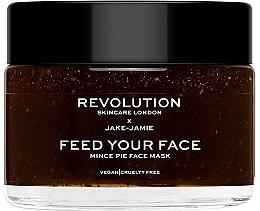 Parfumuri și produse cosmetice Mască hidratantă de față - Revolution Skincare X Jake Jamie Mince Pie Face Mask